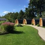 Neu im Gartenschaupark Rietberg: Übernachten im Hexenhaus