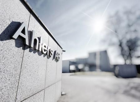 Gebäude der Ahlers AG in Herford. Foto: © Ahlers AG