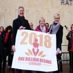 """Gütersloh tanzt für """"One Billion Rising"""""""