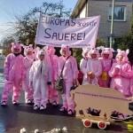 Karneval in Rheda-Wiedenbrück: Schon eine Prise Politik war zu viel!