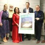 """Sold Out-Award"" für Angelo, Jimmy, Joey, John, Kathy und Patricia Kelly"