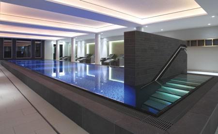 Wellness in Kühlungsborn: Upstalsboom Hotelresidenz mit seinem SPA-Bereich ist der ideale Ort dafür. Foto: Upstalsboom