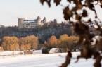 Drei Ecken, viele Geschichten: Die Wewelsburg ist ein Publikumsmagnet. Foto: © A. Heinermann