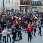 """""""One Billion Rising"""" in Detmold"""