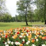 Gräflicher Park läutet den Frühling ein Saisonstart gleich nach Ostern