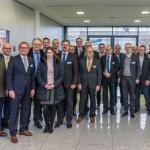 IHK-Industrieausschuss berät bei Spier über Fachkräftemangel