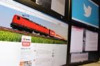 Arbeitsplatz der Streckenagenten in Duisburg Foto: Deutsche Bahn