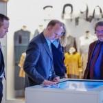Antrittsbesuch des neuen NRW-Aussiedlerbeauftragten Heiko Hendricks
