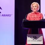"""Liz Mohn mit """"Steiger Award 2018"""" in der Kategorie Charity geehrt"""