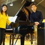 """""""B to C"""" Marimba- und Klavier-Konzert in Brake"""