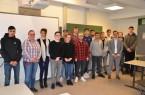 Gemeinschaftsworkshop Berufsausbildung und Bewerbungstraining am Dietrich-Bonhoeffer Berufskolleg