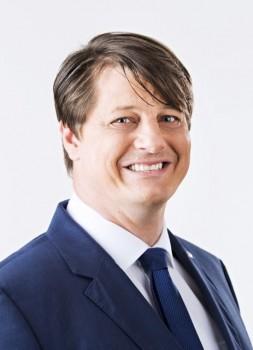 Martin Kroeger, Abteilungsleiter Finanzservice im krz, zieht ein erfolgreiches Fazit, nach der Umstellung der Pilotkommunen Rödinghausen, Kirchlengern und Lübbecke auf die Finanzsoftware Infoma newsystem, (Foto krz)