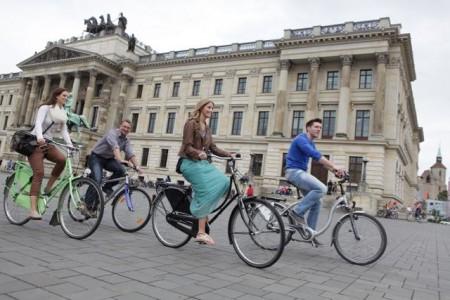 Die zahlreichen Veranstaltungen und Aktionen in Braunschweig rund ums Fahrrad bieten für jeden Radfan die richtige Ansprache.