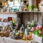14. + 15.04.2018 – Kunsthandwerkermarkt für Garten & Ambiente