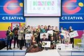 Die Sieger des DORTEX Design-Awards 2018.