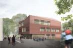 Städt Gymnasium Erweiterungsbau visu 2017
