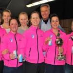 Hallen-Westfalenmeisterschaft der Damen