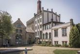 Die Waldorfschule Lippe-Detmold, die sich seit 1990 in der ehemaligen Falkenkrugbrauerei befindet, lädt am 17. März zur Offenen Schule im Frühling ein. Foto: © Waldorfschule-Detmold (Frank Friedrichs)