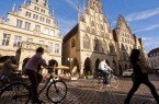Historisches Rathaus - Münster © Foto Oliver Franke, Tourismus NRW e.V.