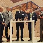 OWL wirbt mit Städtebauprojekten auf der polis Convention in Düsseldorf