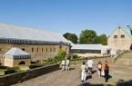 Das Museum in der Kaiserpfalz bleibt am Sonntag wegen einer Bombenentschärfung geschlossen. Foto: LWL/Noltenhans
