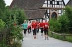 Ein Gemeinschaftserlebnis der besonderen Art: zusammen sportlich und kulturell unterwegs in Westfalen-Lippe. Foto: Freunde