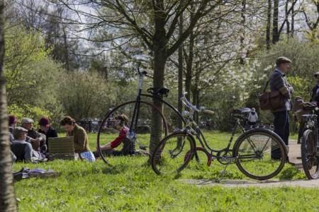 Wer jetzt noch beim 5. Gütersloher Tweed Run dabei sein möchte,muss sich schnellstens anmelden. © Gütersloh Marketing GmbH