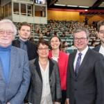 Universität Paderborn begrüßt 816 neue Studierende