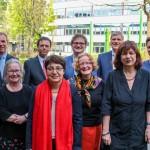 Einführung des neuen Präsidiums der Universität Paderborn