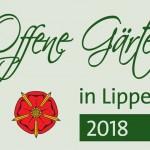 Offene Gärten in Lippe 2018