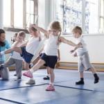 Kinder für Sport begeistern