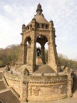 Das Kaiser-Wilhelm-Denkmal. Foto: WLV, Münster