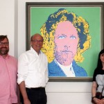 Ausstellung litauischer Künstler im Detmolder Rathaus