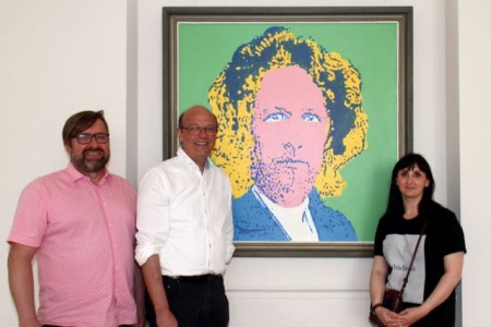 Visionen von Vydunas in der zeitgenössischen litauischen Kunst