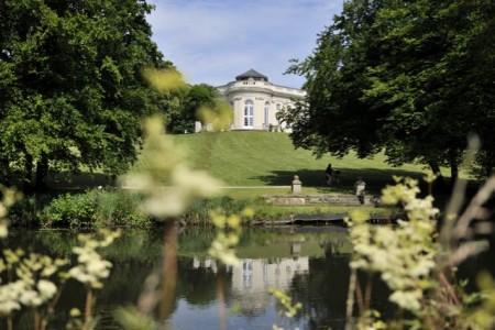 Das Schloss Richmond ist der Geburtsort von Prinzessin Caroline Amalie Elisabeth von Braunschweig-Wolfenbüttel. (Foto: Braunschweig Stadtmarketing GmbH/Daniel Möller)