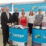 Lemgo und Vandoeuvre feiern 40 jähriges Jubiläum
