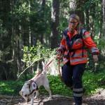 Vermisste Pilzsammler nach vier Minuten gerettet