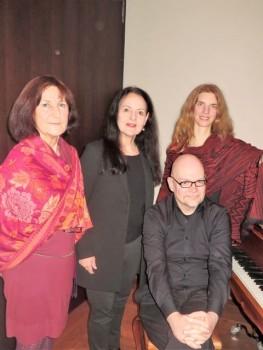 Musikalisches Ensemble Hölderlin©A. Murasov