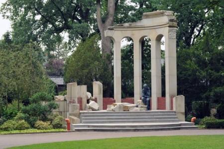 Mindener Friedhof : Städtische Betriebe Minden