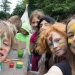 Ferienspiele im Kinder- und Jugendkreativzentrum Anne Frank