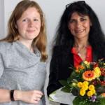 Fatma Bläser neue Schulpatin