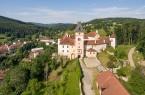 Vimperk ist eine der Stationen der Wanderung auf dem Goldsteig. Foto: CzechTourism
