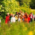 Unterwegs mit Freunden- Frühjahrs- Wanderwoche im Erzgebirge