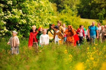 Frühjahrs-Wanderwoche im Erzgebirge (Tourismusverband Erzgebirge e.V./Bernd März)