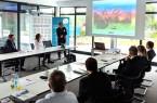 Wie man Virtual Reality in der Personalgewinnung einsetzen kann, war eines der Themen von Dr. Ulrich Rust von Jobware (Bild: AUBI-plus GmbH)