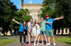 Bielefeld punktet bei jungen Reiseleitern ruf Jugendreisen veranstaltet großes Season Opening für 500 Mit- arbeiter aus ganz Deutschland.Foto:  ruf Jugendreisen