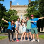 Bielefeld punktet bei jungen Reiseleitern