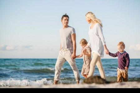 Sommerurlaub an der Ostseeküste, Foto: Tourismusverband Mecklenburg-Vorpommern/Roth