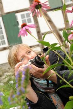 Kleine Dinge ganz groß: Bei einem Fotoworkshop im LWL-Freilichtmuseum Detmold geht es um die Makrofotografie. Foto: LWL/Klein