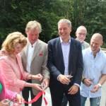 Deutschlands größte Parkour-Anlage ist eröffnet